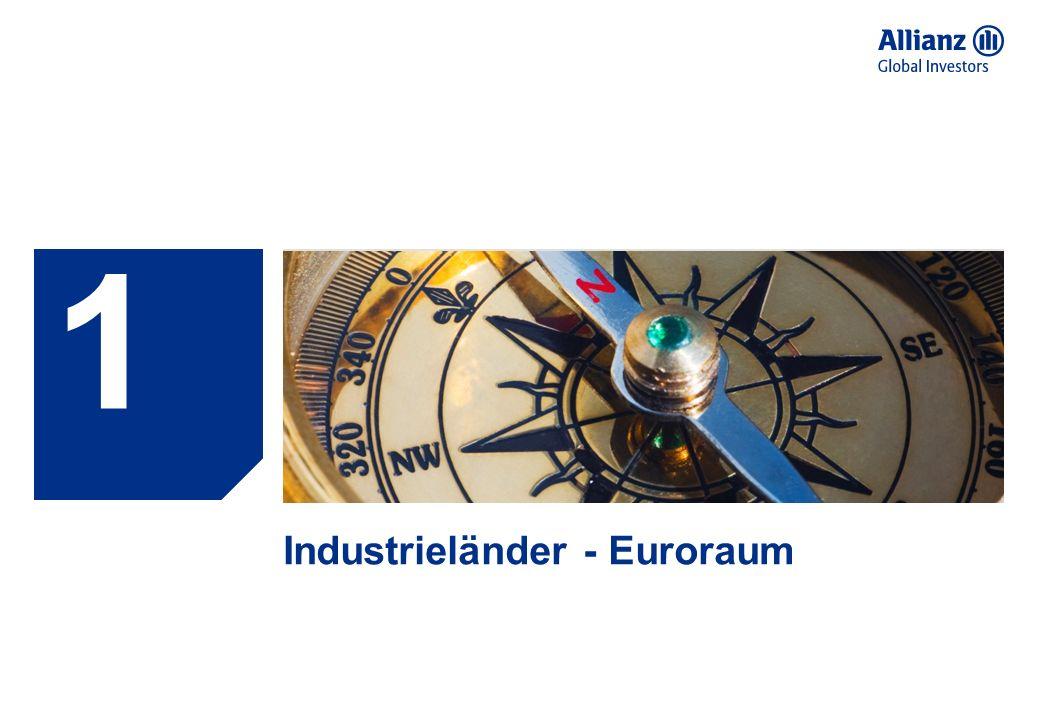 USA und Euroraum: Inflation 34Die frühere Wertentwicklung ist kein verlässlicher Indikator für künftige Ergebnisse.