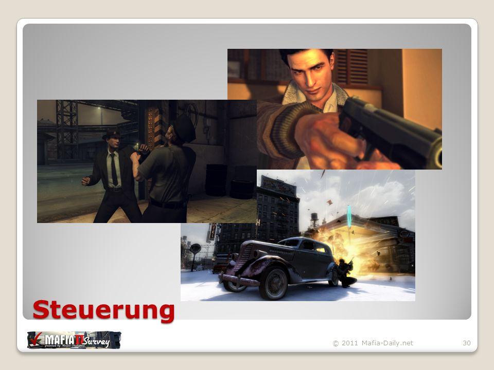 Steuerung © 2011 Mafia-Daily.net30