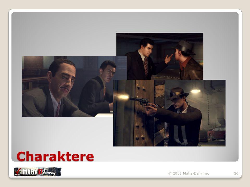 Charaktere © 2011 Mafia-Daily.net36