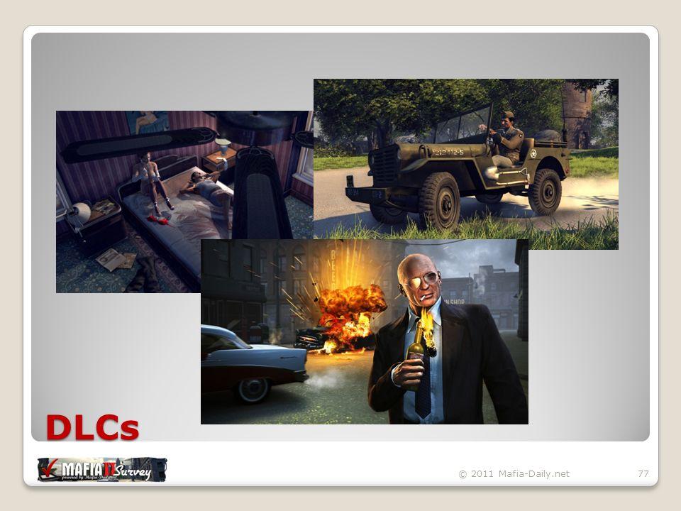 DLCs © 2011 Mafia-Daily.net77