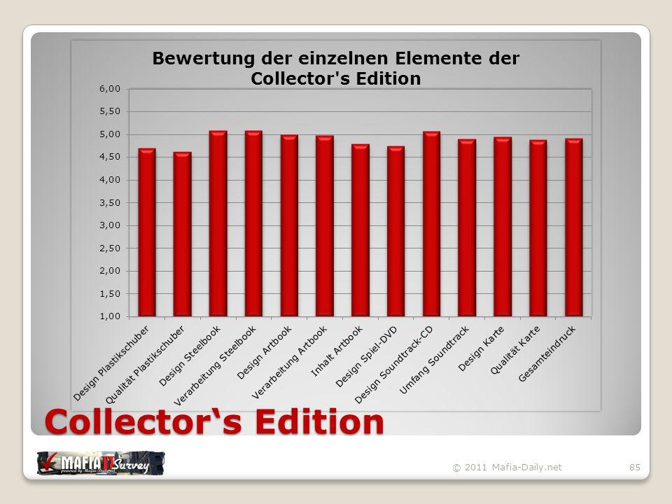 Collector's Edition © 2011 Mafia-Daily.net85