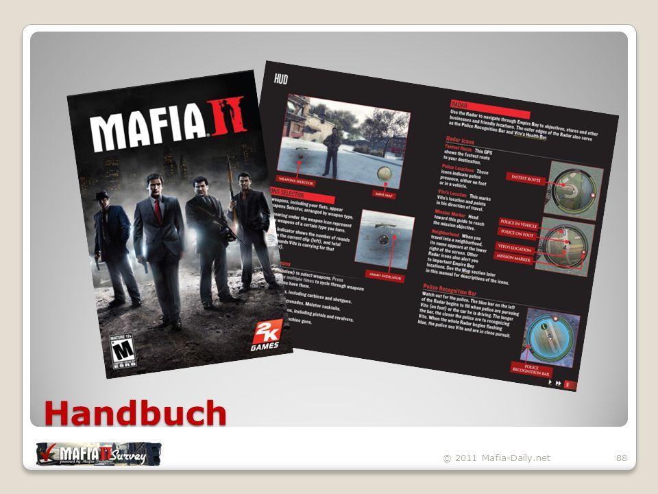 Handbuch © 2011 Mafia-Daily.net88