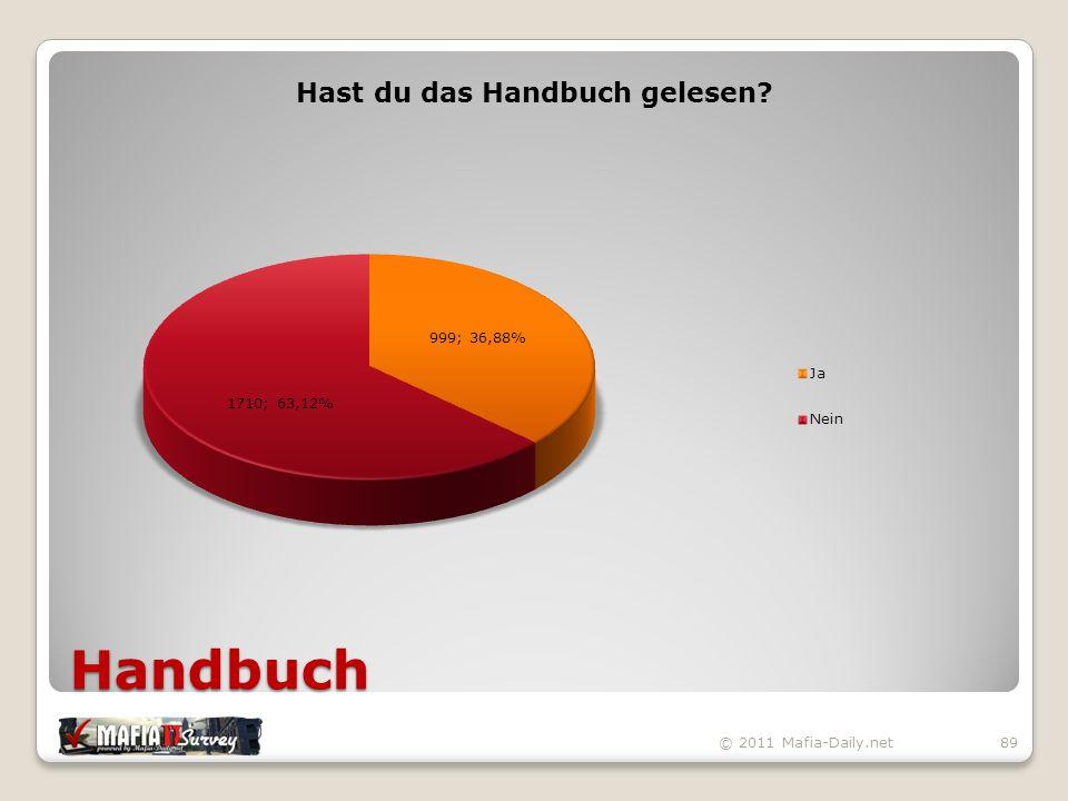 Handbuch © 2011 Mafia-Daily.net89