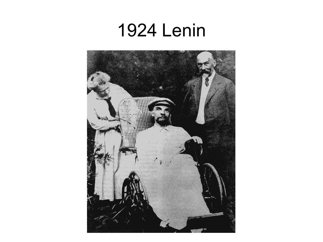 1924 Lenin