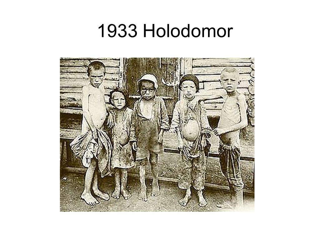 1933 Holodomor