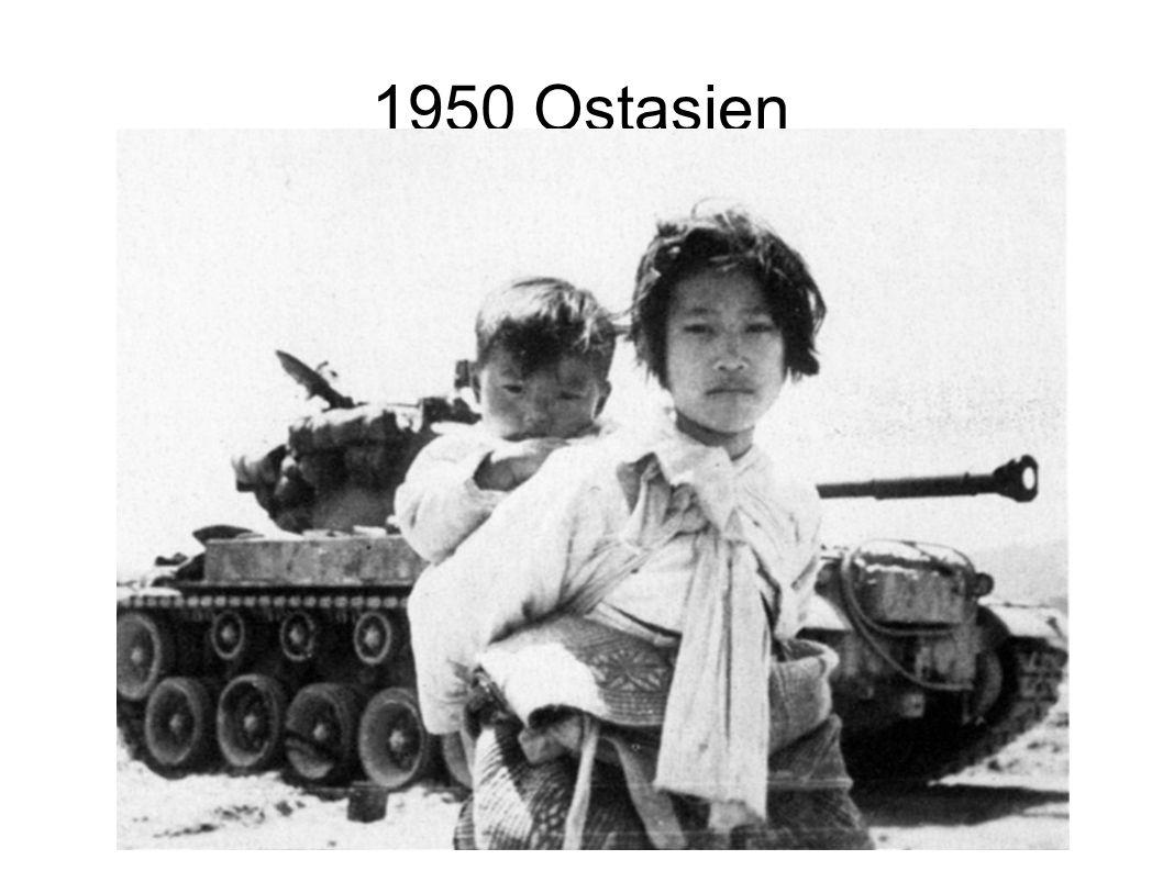 1950 Ostasien