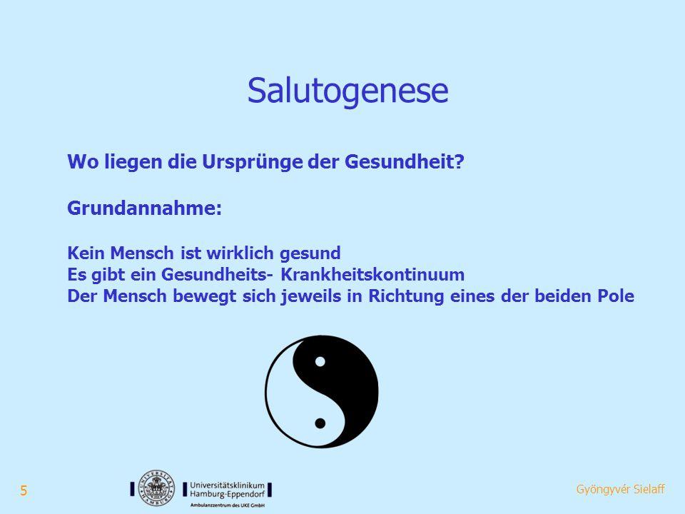 5 Gyöngyvér Sielaff Salutogenese Wo liegen die Ursprünge der Gesundheit.