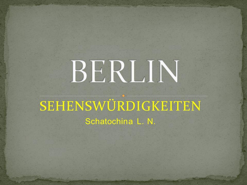 Diese Straße wird von den Berlinern Kudamm genannt.