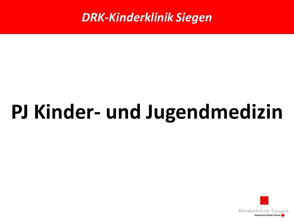 DRK-Kinderklinik Siegen PJ Kinder- und Jugendmedizin