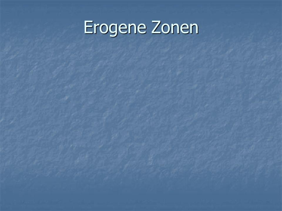Erogene Zonen