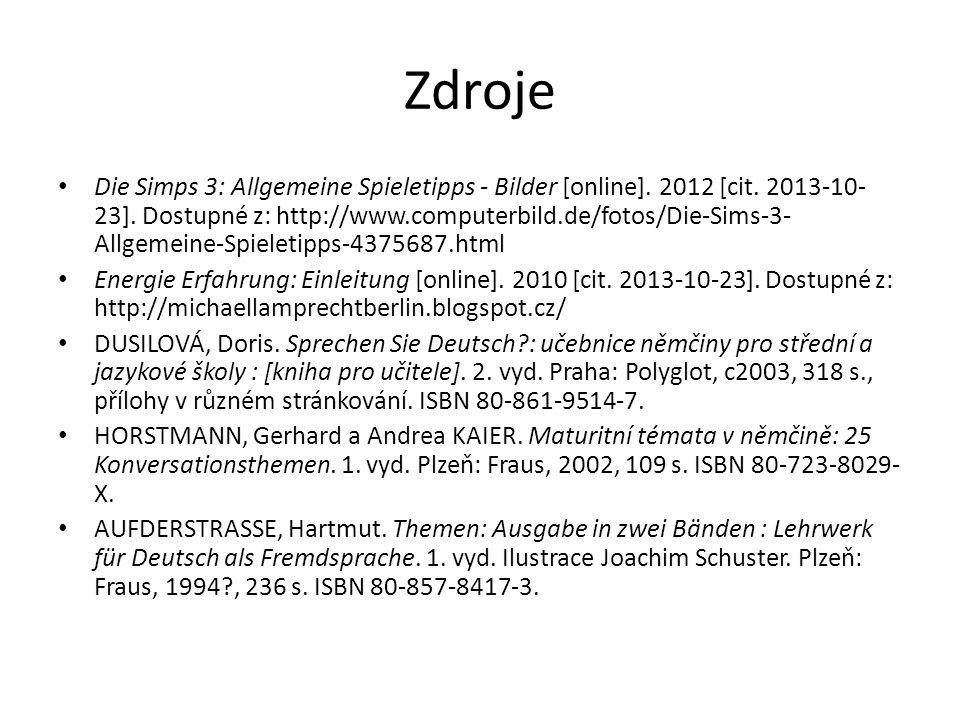 Zdroje Die Simps 3: Allgemeine Spieletipps - Bilder [online].