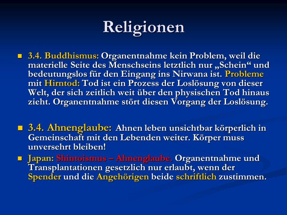 Religionen 3.4.