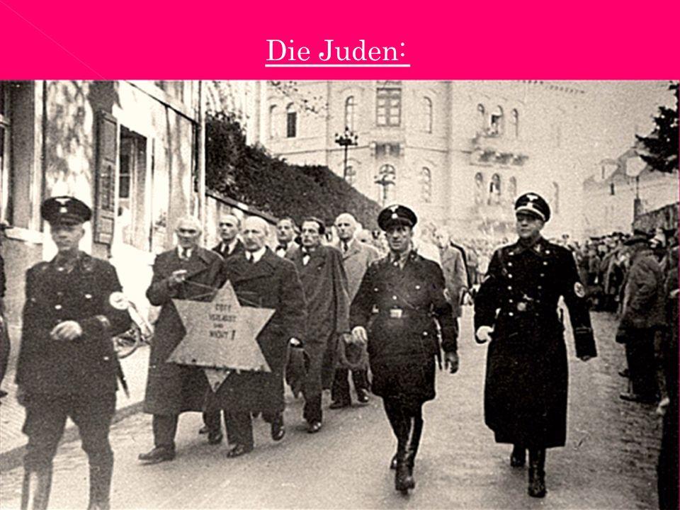 Die Juden: