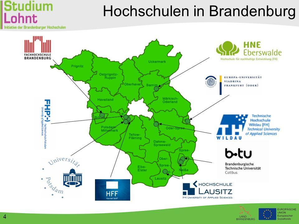 Hochschulen in Brandenburg 4
