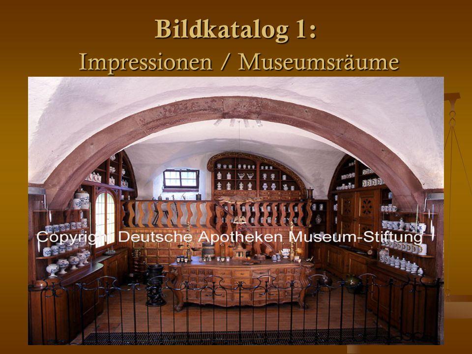19 Bildkatalog 1: Impressionen / Museumsräume