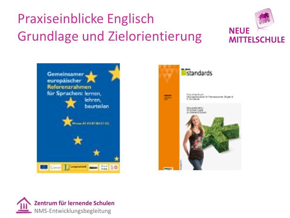 Praxiseinblicke Englisch Grundlage und Zielorientierung