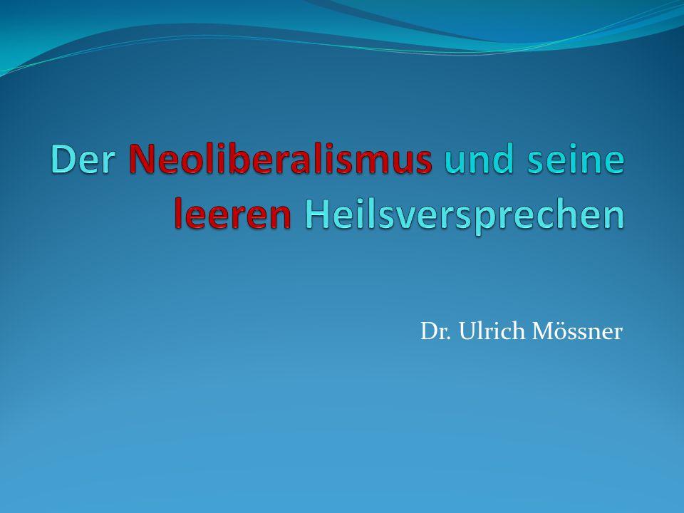 Dr. Ulrich Mössner