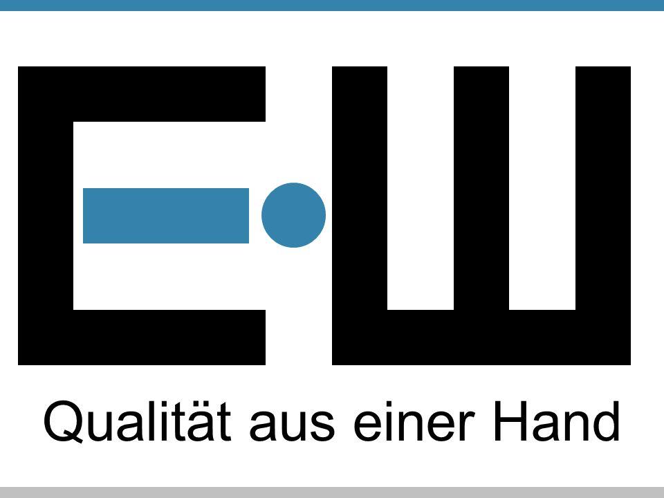 EIFELWERK Präzisionsgusstechnik GmbH, Thomas Croy (11) © 2011 Eifelwerk-Gruppe 1 Qualität aus einer Hand