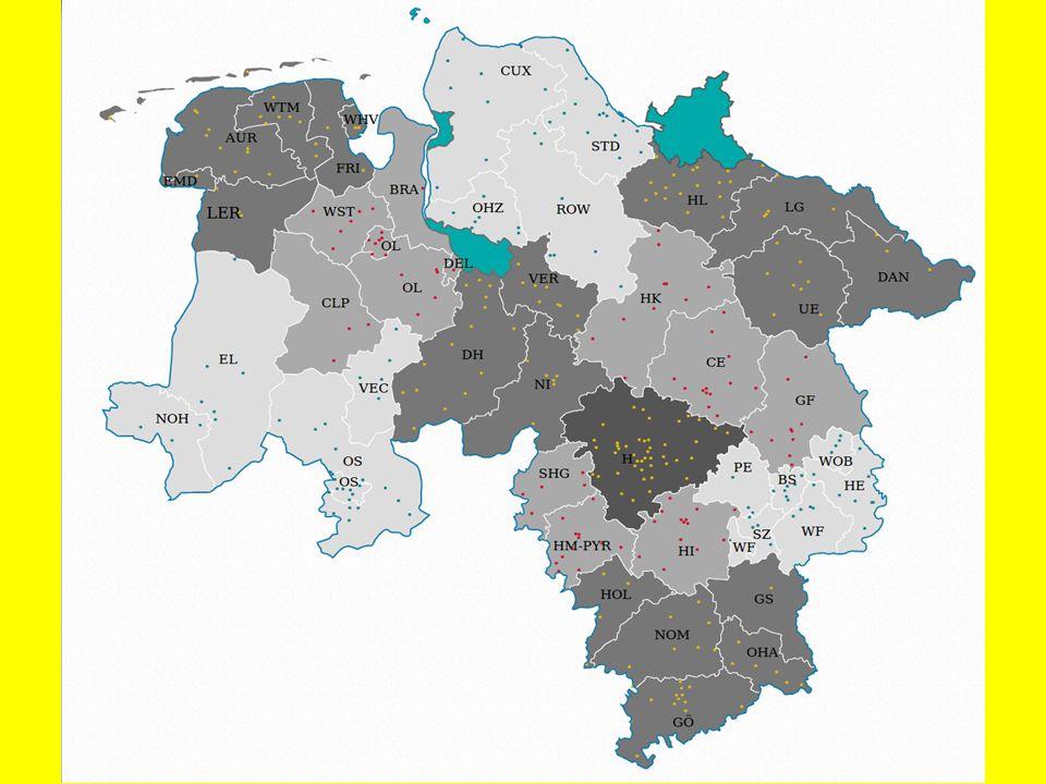 NJV Strukturreform - Arbeitsbericht zum VT 2012 Grenzziehung