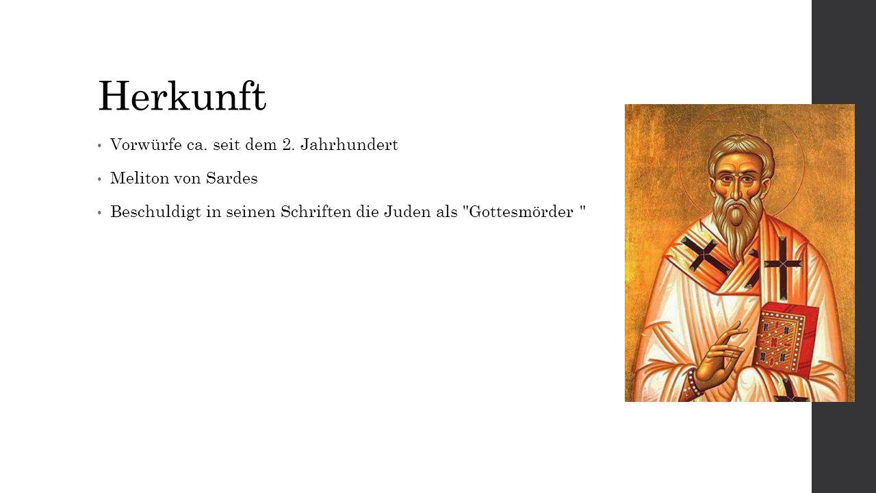 Johannes Pfefferkorn und Martin Luther Johannes Pfefferkorn Verfasste 1504 eine Serie antijüdischer Schmähschriften, in denen er die Juden als angebliche Gottesmörder darstellte.