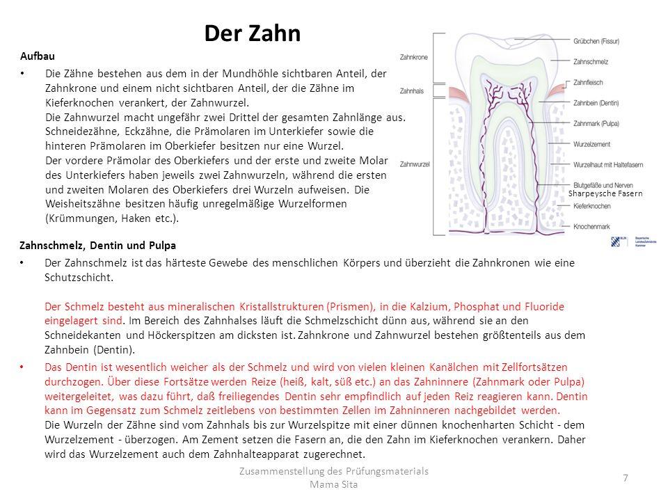 PowerPoint von Frau Born nutzen WBS Chirurgie 2016 Zusammenstellung des Prüfungsmaterials Mama Sita 18
