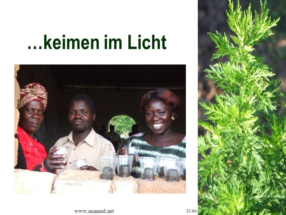 www.anamed.net 31/64 …keimen im Licht