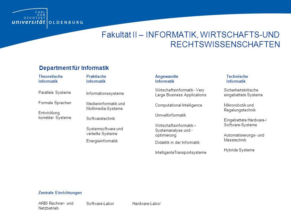 Internationalisierung Die Universität Oldenburg hat derzeit 198 Partneruniversitäten in 58 Ländern weltweit.