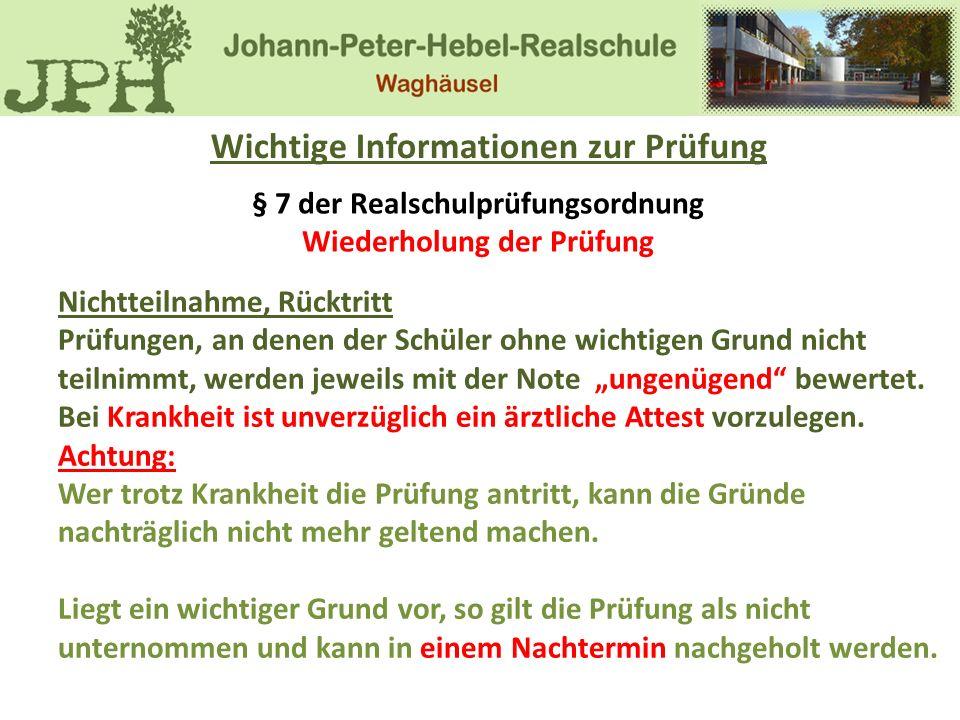 Wichtig: Abgabe der FÜK-Dokumentation: 10.06.2016 bis 13 Uhr