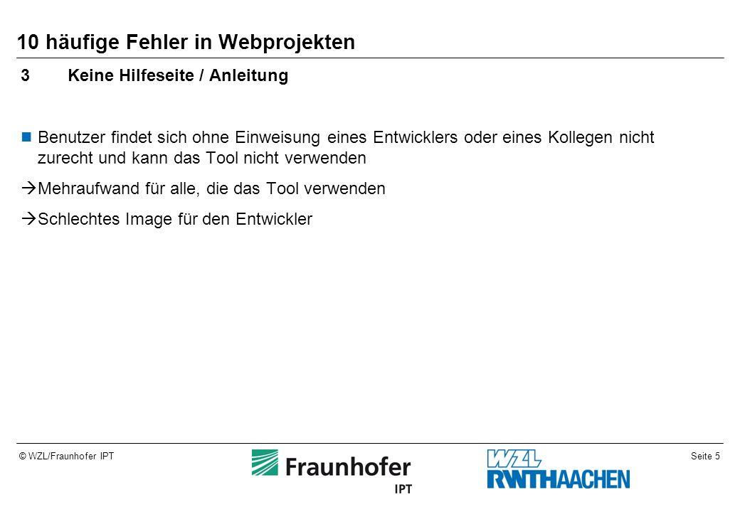 Seite 16© WZL/Fraunhofer IPT Beispiele aus dem Dispotool – Uploadseite vorher Alles sehr nah beieinander  welcher Text gehört zu welchem Element Benutzer weiß nicht, wie die Daten formatiert sein müssen  Einweisung erforderlich