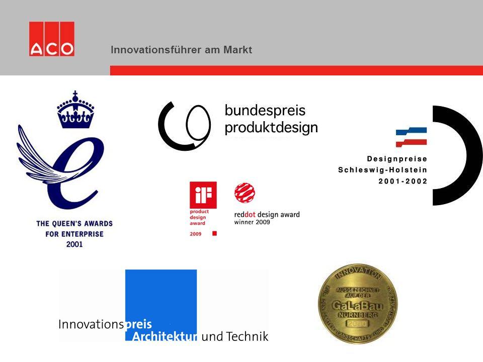 Innovationsführer am Markt
