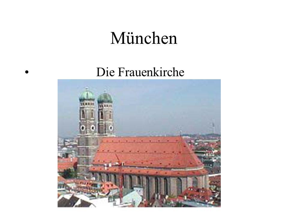 München Die Frauenkirche
