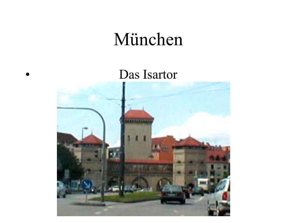 München Das Isartor