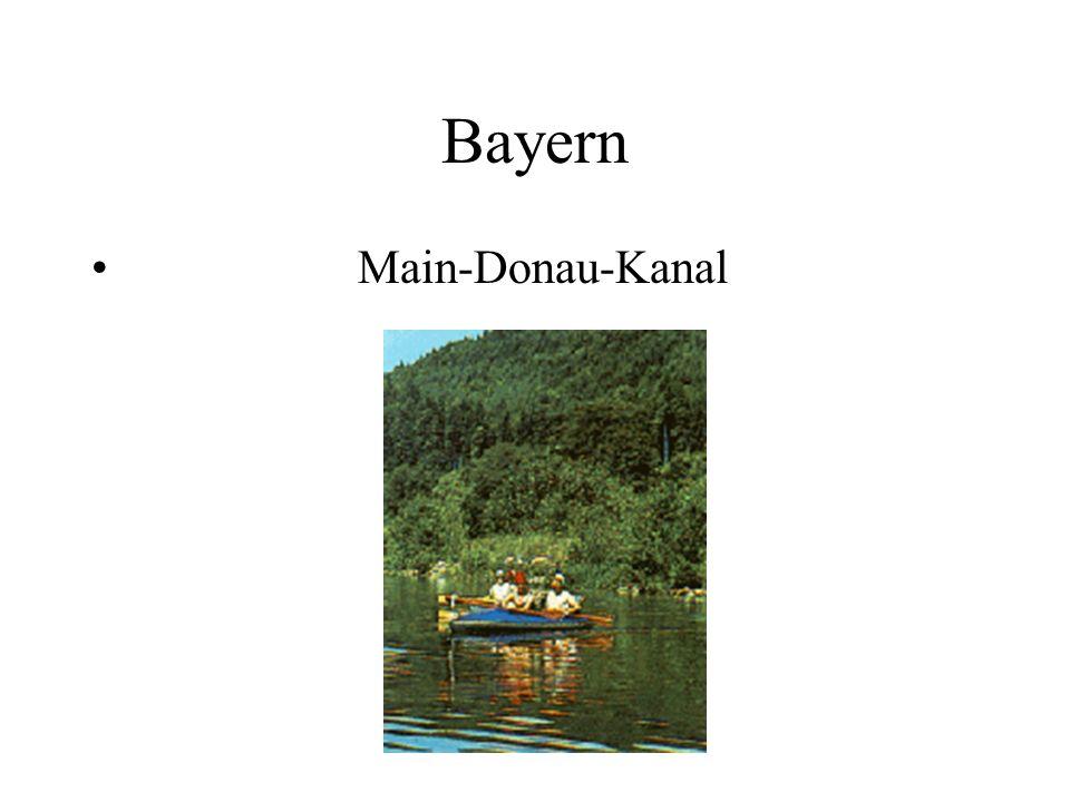 Bayern Main-Donau-Kanal