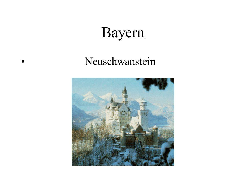Bayern Neuschwanstein