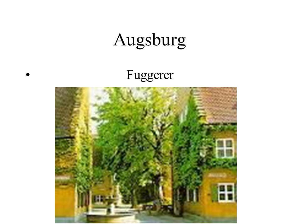 Augsburg Fuggerer
