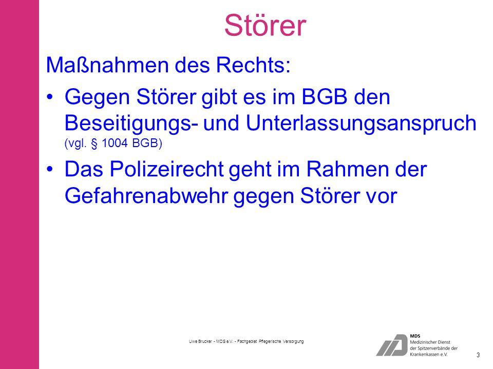 Hauptbetroffene Personen mit erheblich eingeschränkter Alltagskompetenz (PEA) MDK Bayern 2011 Dr.