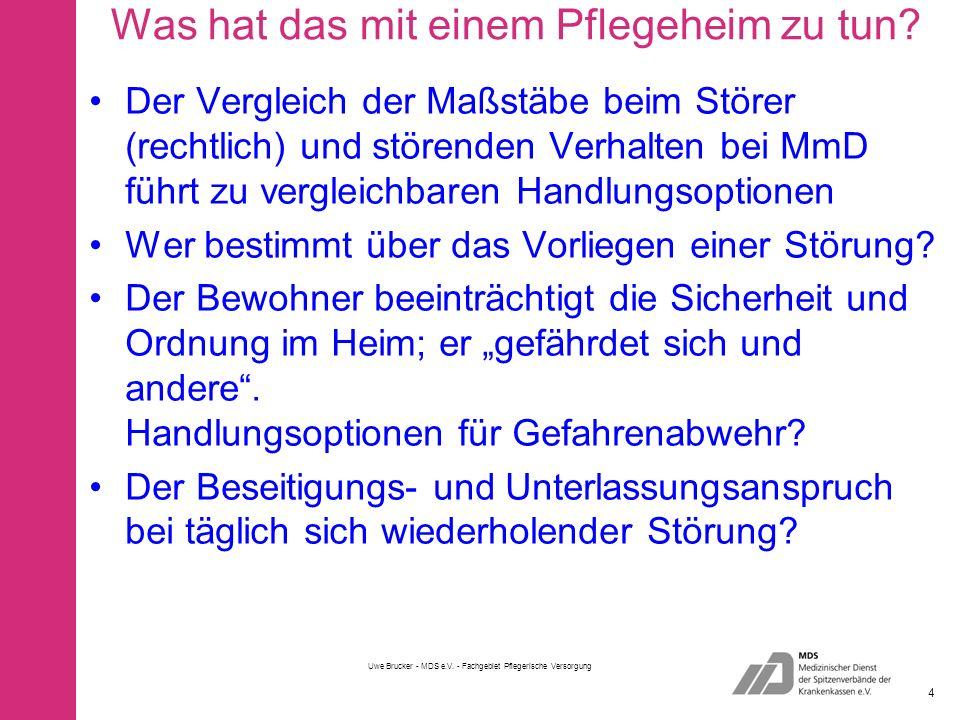 Dauer der Fixierung MDK Bayern 2011 Dr.rer. medic.