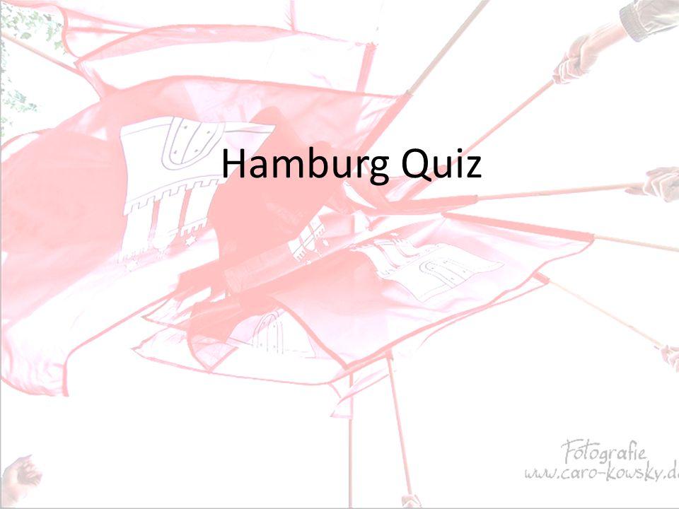1.) Was ist das Wahrzeichen von Hamburg.