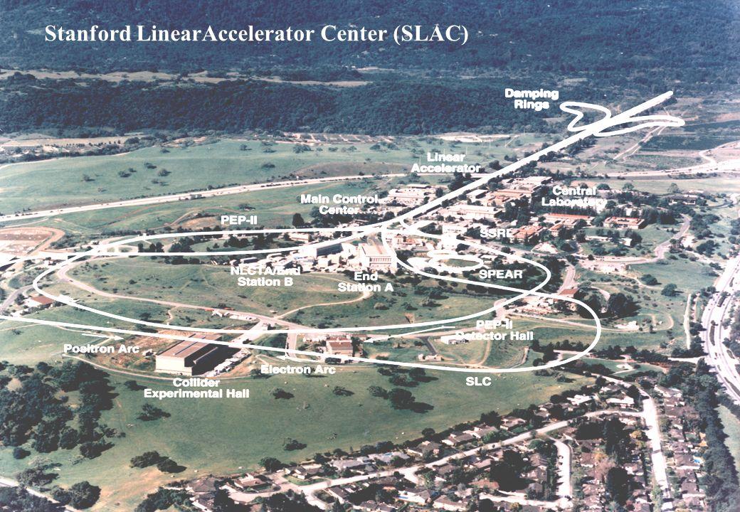 UMP, Dez. 2006C.-E. Wulz21 Stanford LinearAccelerator Center (SLAC)