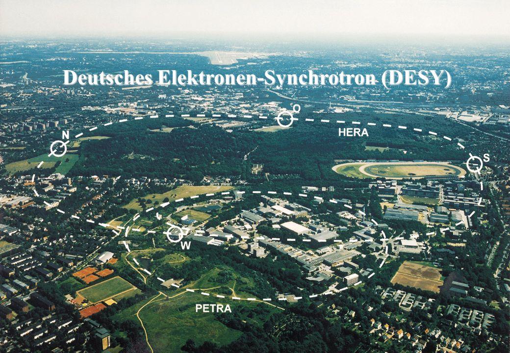 Deutsches Elektronen-Synchrotron (DESY)
