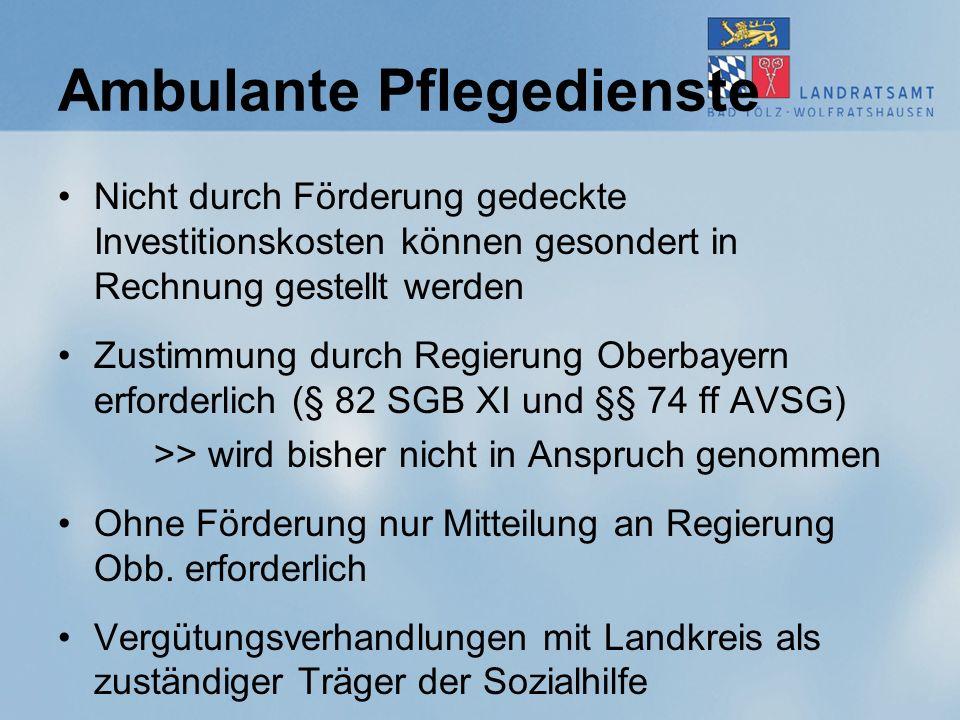 Kurzzeitpflege (KZP) Planung 2009/2010 derzeit Bedarf von ca.