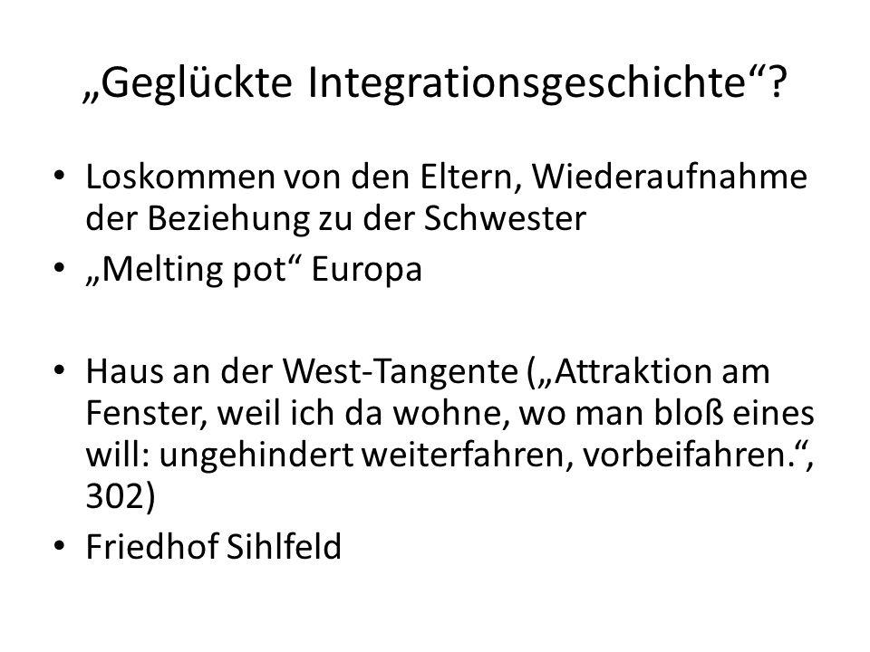"""""""Geglückte Integrationsgeschichte ."""