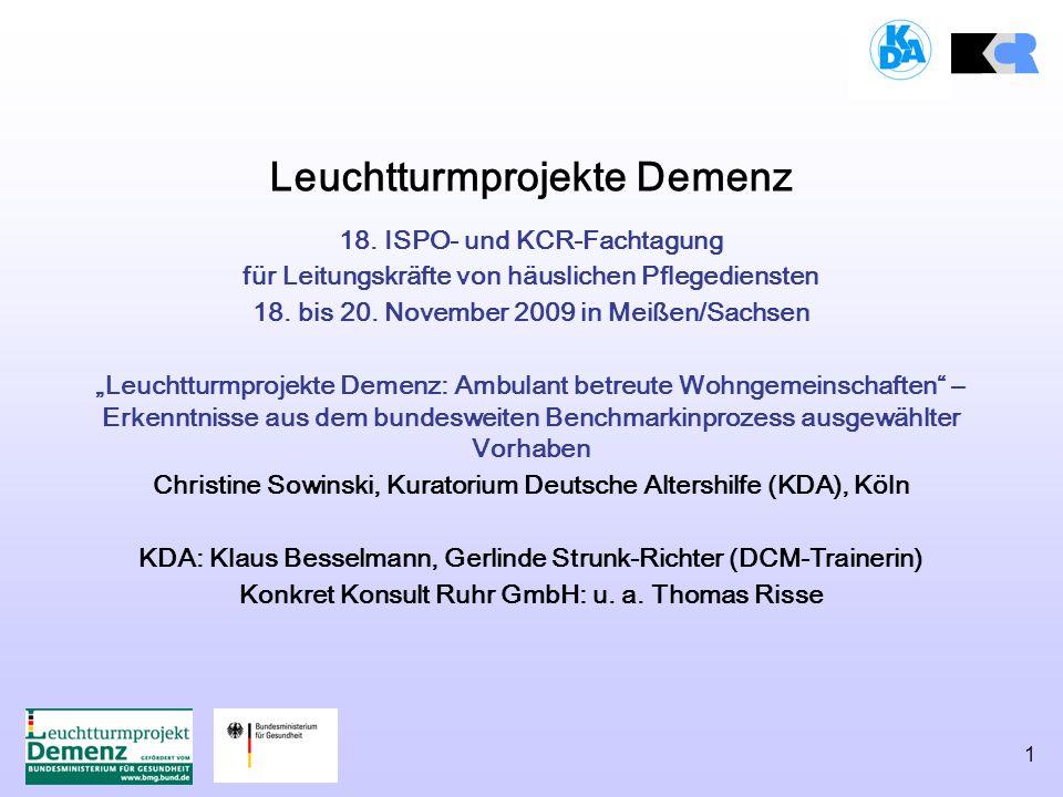 1 Leuchtturmprojekte Demenz 18.