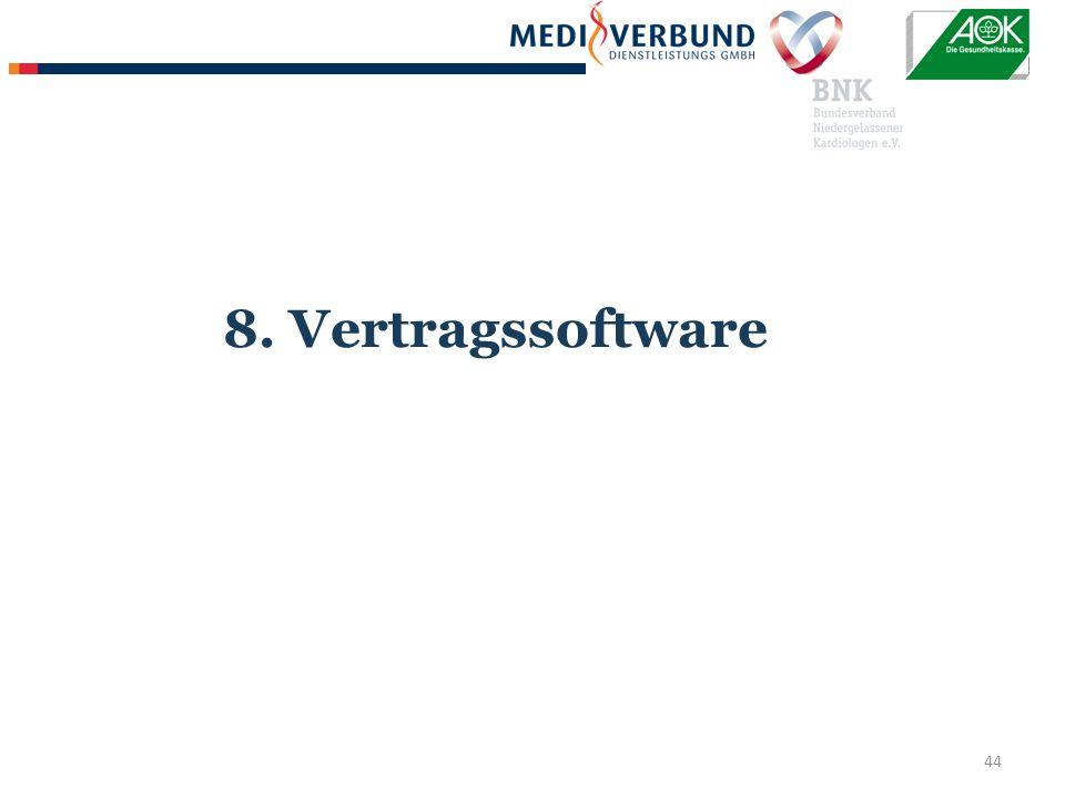 44 8. Vertragssoftware