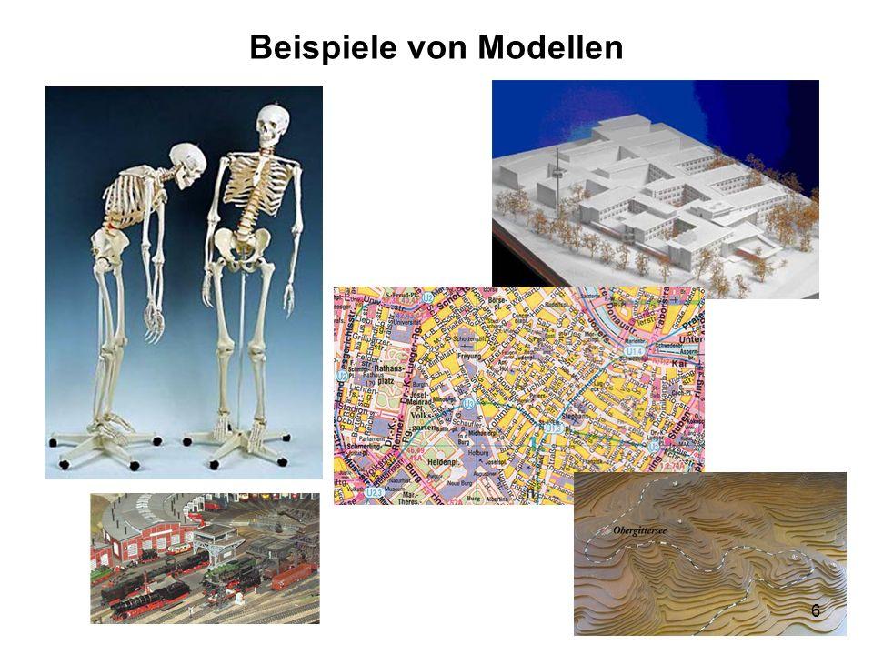 Beispiele von Modellen 6