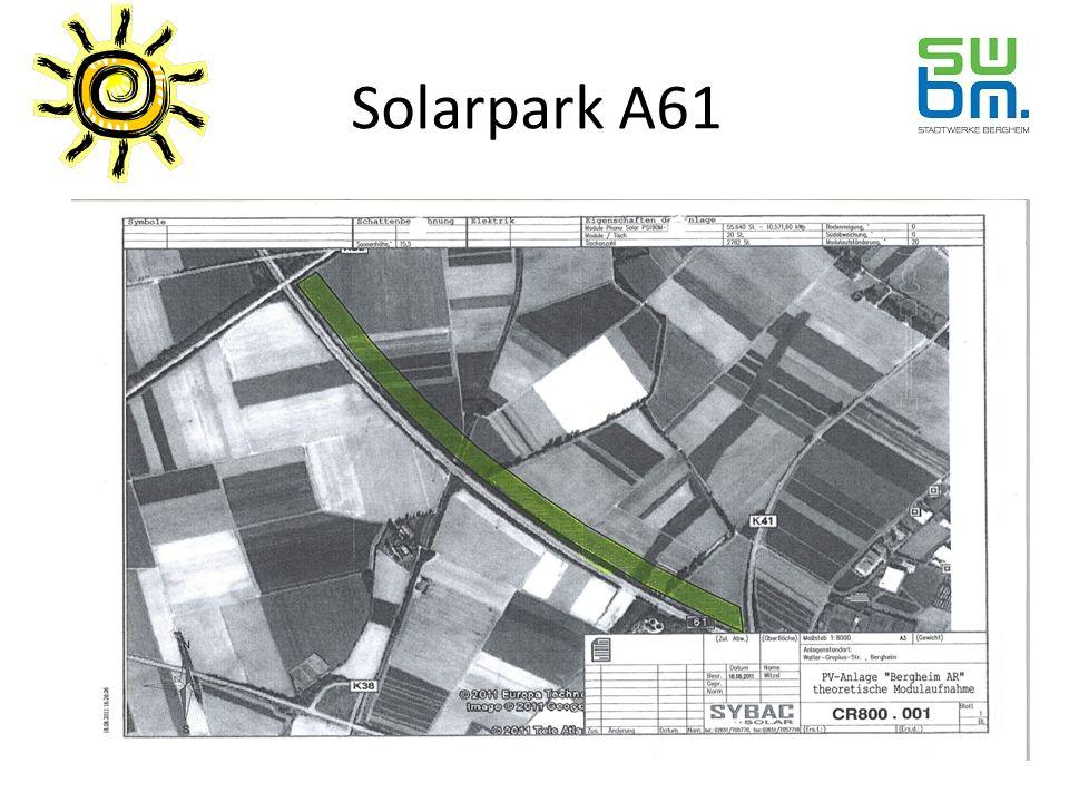 Solarpark A61