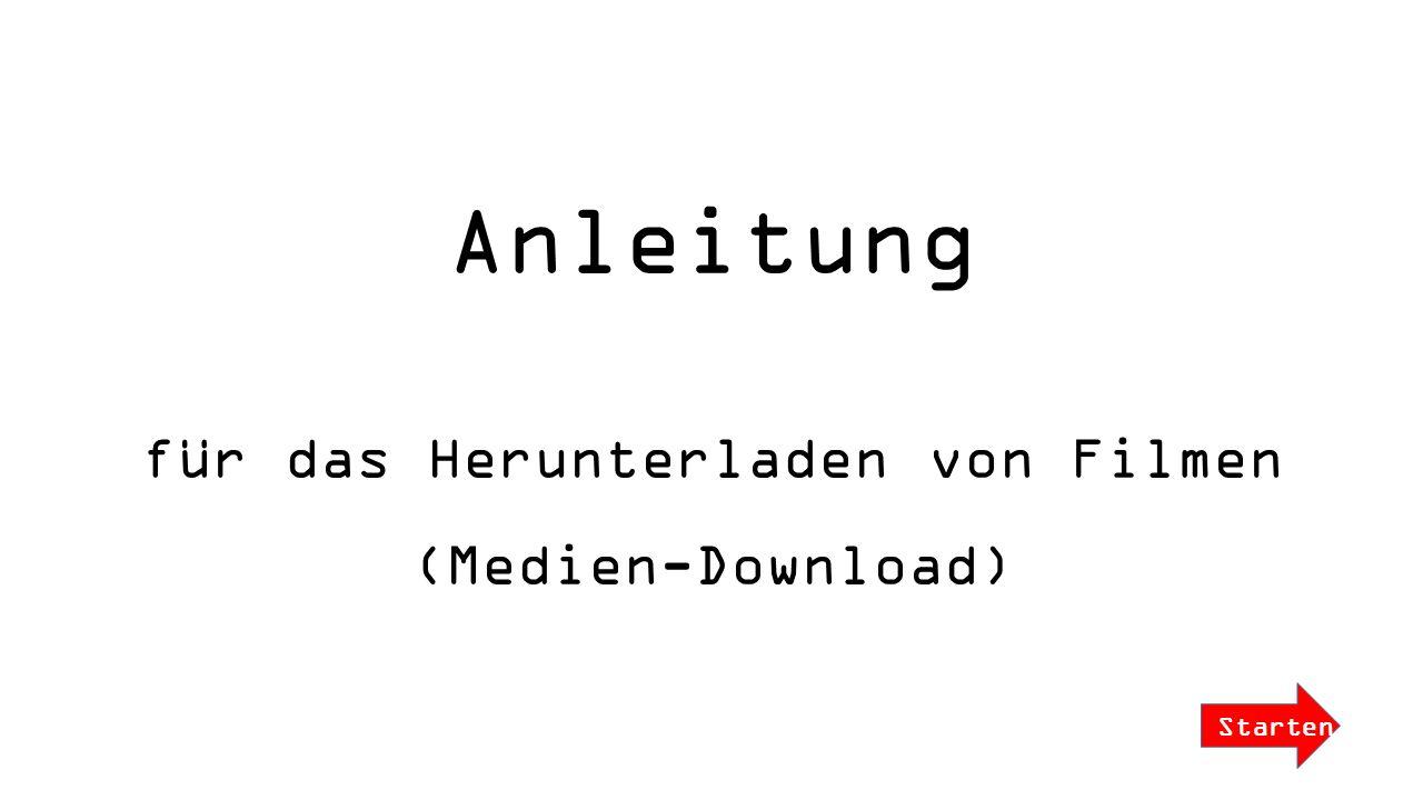 Nach Abschluss des Downloads den Speicherordner öffnen.