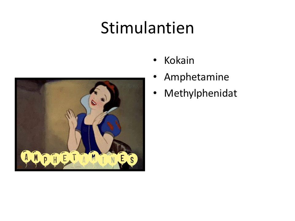 Stimulantien Kokain Amphetamine Methylphenidat