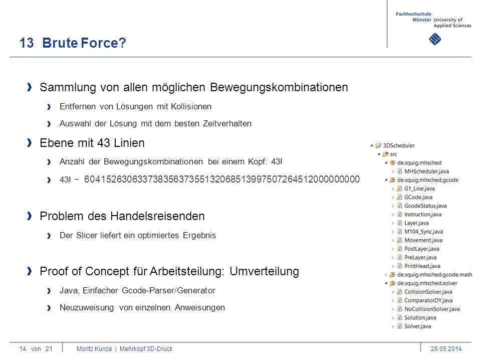 13Brute Force.