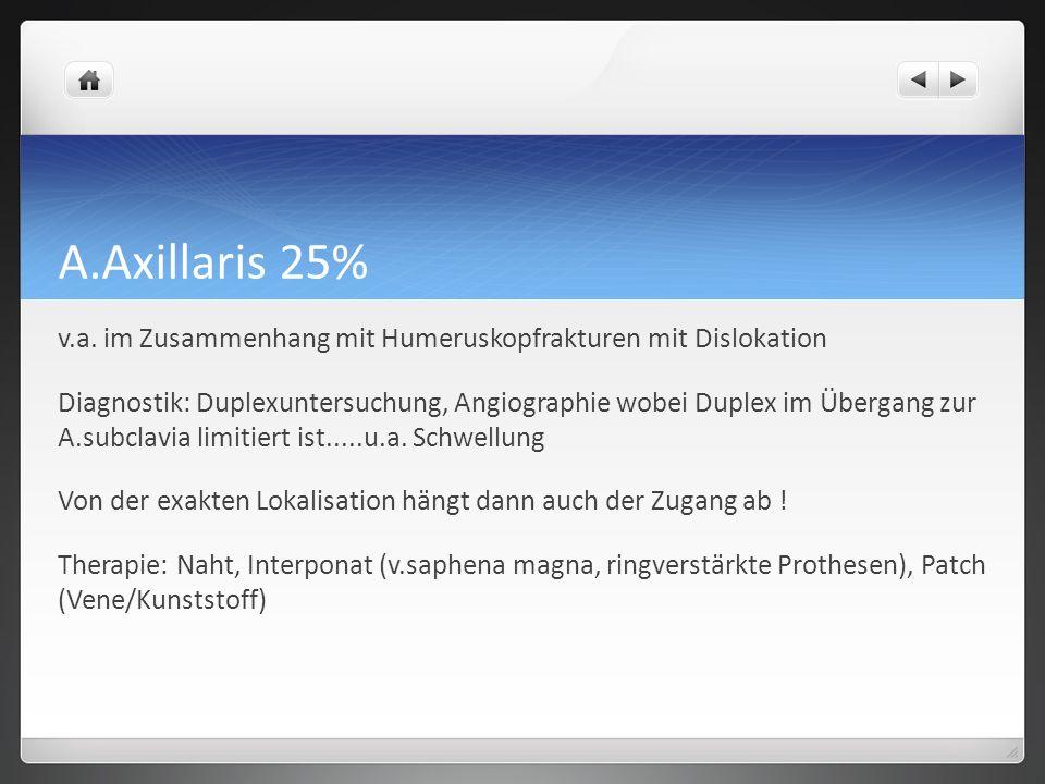 A.Axillaris 25% v.a.